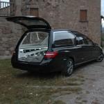 Allestimento Auto Funebre Mercedes