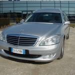 Trasformazione Muso Mercedes E 211 a 221