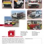 Allestimenti Veicoli Antincendio protezione civile